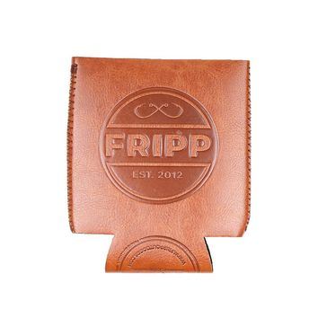 Fishing Hooks Logo Can Holder by Fripp Outdoors