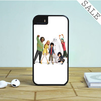 big hero 6 chracters all For iPhone | Samsung Galaxy | HTC Case