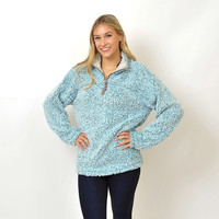 True Grit - Frosty Tip 1/4 Zip