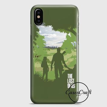 The Last Of Us Faces iPhone X Case | casescraft