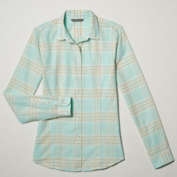 Signature Eastern Slub Cotton Shirt, Plaid: Shirts | Free Shipping at L.L.Bean