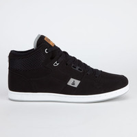 Praxis Freestyle Mens Shoes Black/Grey  In Sizes