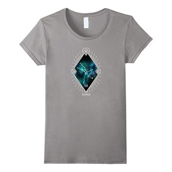 Taurus Constellation & Astrological Zodiac Symbol Shirt