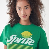 Junk Food Sprite Cropped Tee | Urban Outfitters