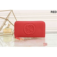 GUCCI counter models women's exquisite fashionable clutch F-OM-NBPF Red