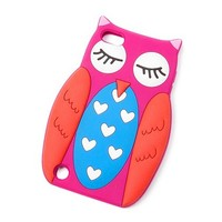 Sleepy Owl Cover for iPod Touch 5 | Claire's