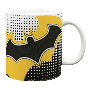 DC Comics Batman Extra Large 24 oz Ceramic Coffee Mug