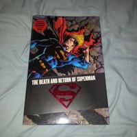 Superman: The Death and Return of Superman Omnibus (Hardcover, Sep 2007, DC)