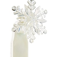 Wallflowers Fragrance Plug Snowflake Nightlight