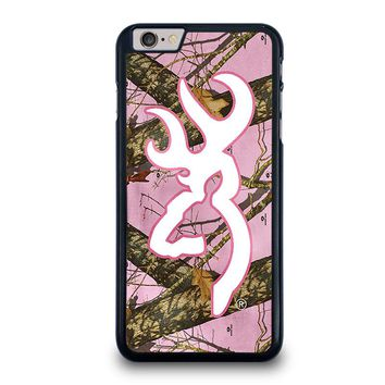 CAMO BROWNING PINK-PHONE 5 iPhone 6 / 6S Plus Case Cover