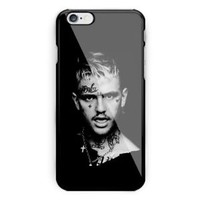 Emo Rapper Brokencyde Lil Peep Cry Baby iPhone 7 and 7+ Hard Plastic Case Cover