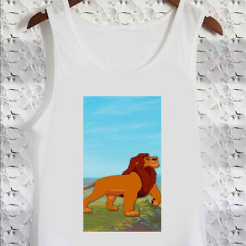 the lion king 3 - Tank Top for man, woman S / M / L / XL / 2XL / 3XL *02*