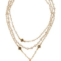 Virgins Saints & Angels San Benito Magdalena Multistrand Necklace | Nordstrom