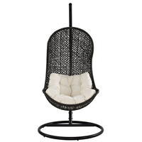 Parlay Swing Outdoor Patio Fabric Lounge Chair