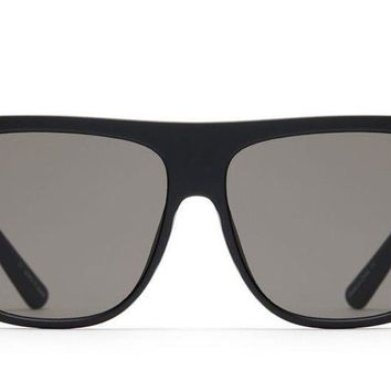 Quay Drama By Day Black / Smoke Sunglasses