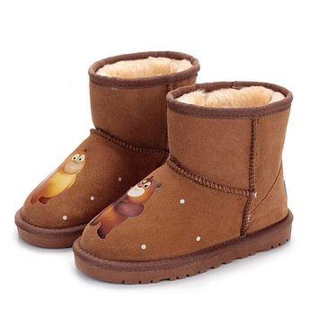 UGG Baby The small animals snow boots
