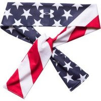 Under Armour Women's 4th of July Tie Headband| DICK'S Sporting Goods
