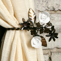 Urban Outfitters - Garden Party Curtain Tie-Back
