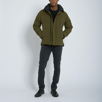 Canada Goose Macmillan Parka in Military Green