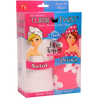 Turbie Twist Turbie Twist Hair Towels | Ulta Beauty