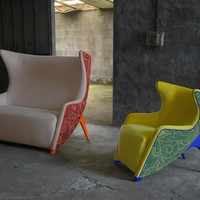 GEA | Sofa Gea Collection By Adrenalina design Giovanni Tommaso Garattoni