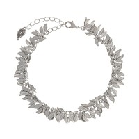 FARRAH Feather Anklet