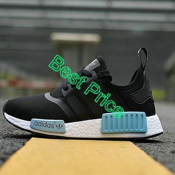 nike sneakers vintage ADIDAS NMD R1 ICEY BLUE Core Black Icey Blue White BY9951 sneaker