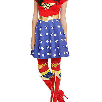 DC Comics Wonder Woman Costume Dress