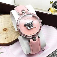 Versace Fashion New Dial Human Head Women Men Watch Wristwatch 3#