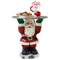 Park Avenue Collection Santa Claus Holiday Side Table