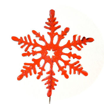 48 Snowflake Lollipops -Large size only