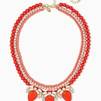 Beads and Baubles Necklace | Fashion Jewelry | charming charlie