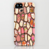 Cells in Pink iPhone & iPod Case by Ingrid Padilla