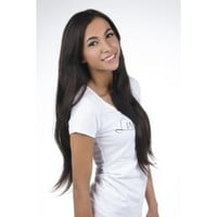 Princess Superior Hair - Black Brown - Color 1b - Luxury For Princess - Clip-In Hair Extensions