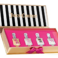 Juicy Couture Mini Collection Coffret (4pc Set) 5ml