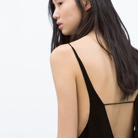 Low back top