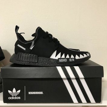 DCCKB7E Adidas NMD R1 PK Neighborhood NBHD 9,5