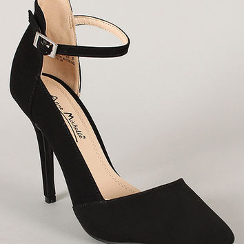 Closed Toe Ri Heels