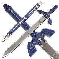 Legend Of Zelda Twilight Princess Hylian Link Fullsize Sword