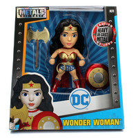 Jada Diecast Metal DC Girls 6 Inch M378 Wonder Woman