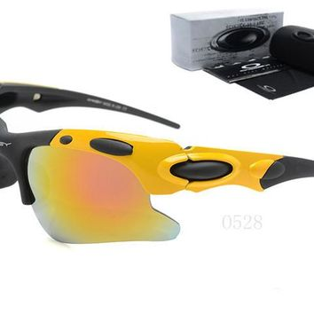 OKEY AA Sports Sunglasses for men women Baseball Running Cycling Fishing Golf Tr90 Durable Frame [2974244803]