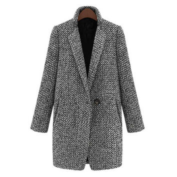 Women Medium Long Coat