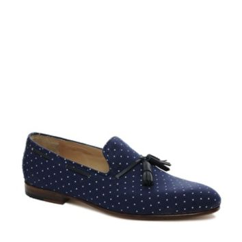 House of Hounds Polka Dot Dress Slippers