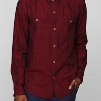 CPO Emile Herringbone Button-Down Shirt-