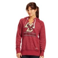 Under Armour Women's Under Armour® Legacy Boston College Hoodie