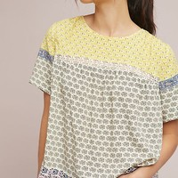 Carmen Patterned Top