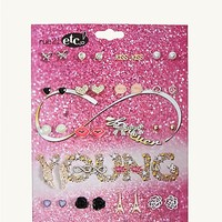 Forever Earring 20-Pack | Earrings | rue21