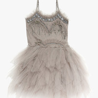 Tutu Du Monde Wild and Free Dress in Smoke TDM0698