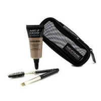 Make Up For Ever Aqua Brow Kit - #10 Light Blond --7ml-0.23oz By Make Up For Ever