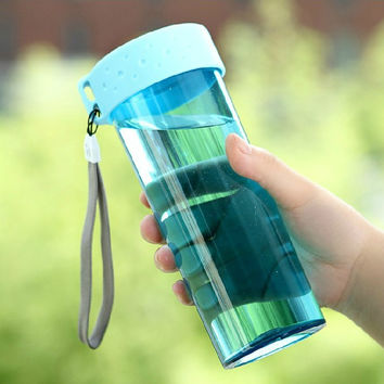 Sports Cup Innovative Plastic Portable Mug [11516224847]
